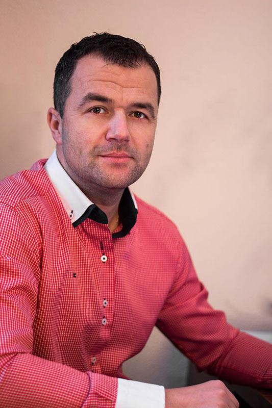 Daniel Nedoroščík